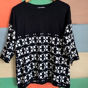 Sung Alfred Sung Sweater size M